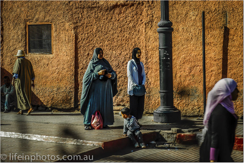 Moroccan Streets